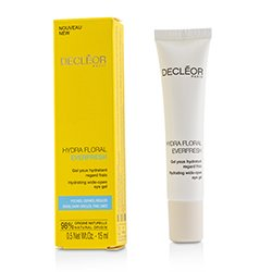 Decleor Hydra Floral Everfresh Hydrating Wide-Open Eye Gel  15ml/0.5oz