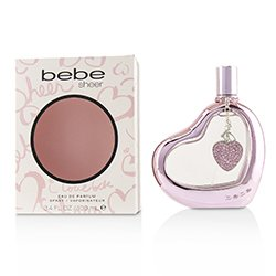 Bebe Sheer Eau De Parfum Spray   100ml/3.4oz