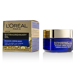 L'Oreal Extraordinary Oil Night Cream Mask  50ml/1.7oz