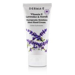 Derma E Vitamin E Lavender & Neroli Therapeutic Moisture Shea Hand Cream  56g/2oz