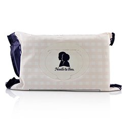 """Noodle & Boo Ultimate Cleansing Cloths - For Face, Body & Bottom - 7"""" x 8""""  80cloths"""