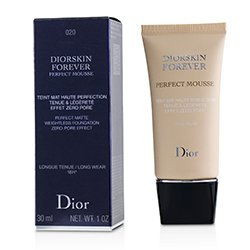 Christian Dior Diorskin Forever Perfect Mousse Foundation - # 020 Light Beige  30ml/1oz