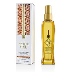 L'Oreal Professionnel Mythic Oil Shimmering Oil with Sesame & Almond Oils (Body & Hair)  100ml/3.4oz