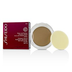 00025aae870 Shiseido Sheer & Perfect Compact Foundation SPF15 (Refill) - #B20 Natural  Light Beige