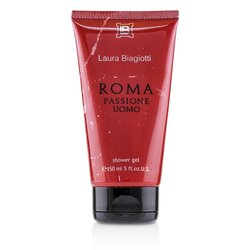 Laura Biagiotti Roma Passione Uomo Shower Gel  150ml/5oz