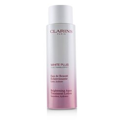Clarins White Plus Pure Translucency Brightening Aqua Treatment Lotion  200ml/6.7oz