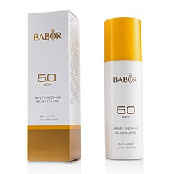 Babor Anti-Aging Sun Care Lotion SPF 50  200ml/6.7oz