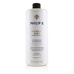 Philip B Lightweight Deep Conditioner - # Paraben-Free Formula (Hydrating Detangler - All Hair Types)  947ml/32oz