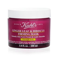Kiehl's Ginger Leaf & Hibiscus Firming Mask  100ml/3.4oz