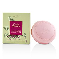 4711 Acqua Colonia Pink Pepper & Grapefruit Aroma Soap  100g/3.5oz