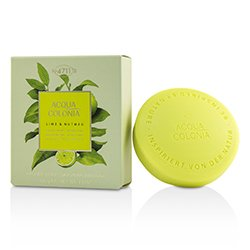 4711 Acqua Colonia Lime & Nutmeg Aroma Soap  100g/3.5oz