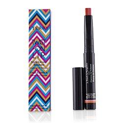 By Terry Twist On Lip Dual Lipstick - # 1 Peach & Tangerine  0.8g/0.027oz