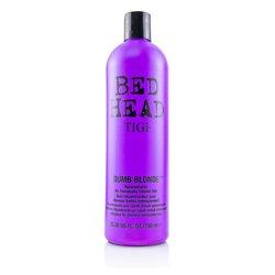 티지 Bed Head Dumb Blonde Reconstructor - For Chemically Treated Hair (Cap)  750ml/25.36oz