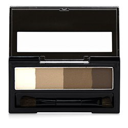 奇士美 Heavy Rotation Waterproof Powder Eyebrow And 3D Nose - # 02 Natural Brown  3.5g/0.12oz