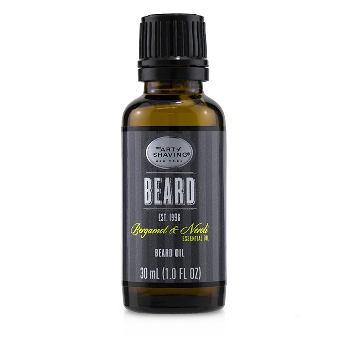 刮胡学问 Beard Oil - Bergamot & Neroli Essential Oil  30ml/1oz