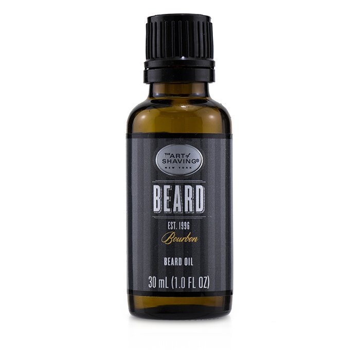 刮胡学问 Beard Oil - Bourbon  30ml/1oz